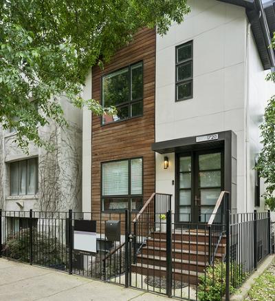 Single Family Home For Sale: 1720 North Paulina Street