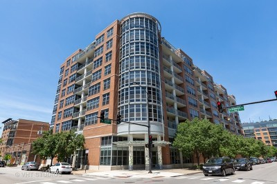 Chicago Condo/Townhouse Re-Activated: 1200 West Monroe Street #511