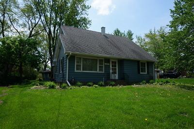 Mokena Single Family Home For Sale: 10847 Carpenter Street