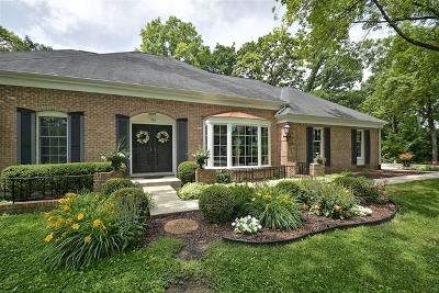 Oak Brook Single Family Home New: 706 Forest Glen Lane