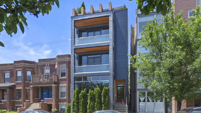 Condo/Townhouse New: 2706 North Ashland Avenue #1