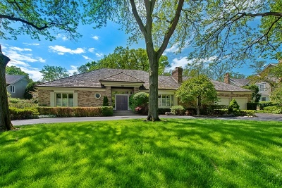 Winnetka Single Family Home New: 860 Bell Lane
