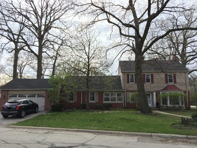 Skokie Single Family Home For Sale: 7866 Park Avenue