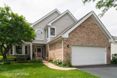 Bartlett IL Single Family Home New: $345,000