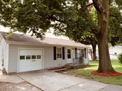 Single Family Home New: 483 North River Street