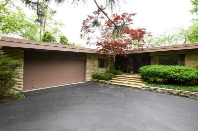 Glencoe Single Family Home For Sale: 1190 Mayfair Lane