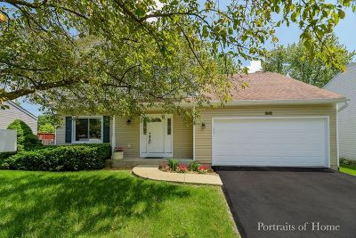 Single Family Home New: 2700 Rolling Meadows Drive