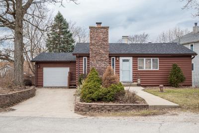 Single Family Home New: 110 Birch Lane