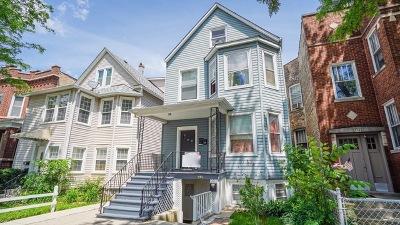 Multi Family Home New: 4339 North Whipple Street