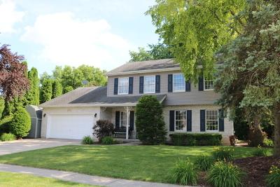 Shorewood Single Family Home For Sale: 1104 Oxford Lane