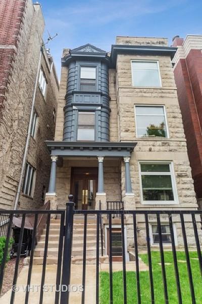 Condo/Townhouse For Sale: 3753 North Wilton Avenue #4