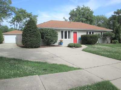 Hoffman Estates Single Family Home New: 285 Nogales Street