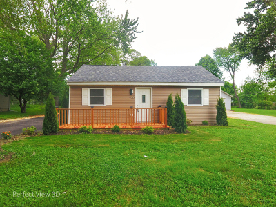 New Lenox Single Family Home New: 930 South Cedar Road