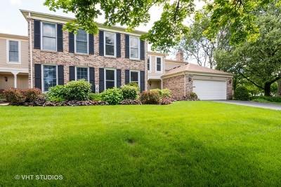 Wheaton Condo/Townhouse For Sale: 1068 Creekside Drive