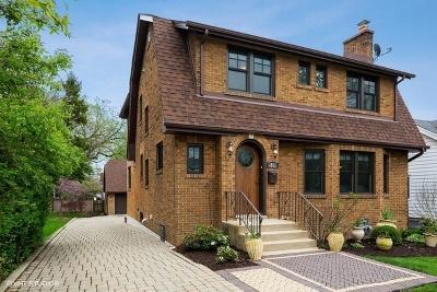 La Grange Single Family Home For Sale: 509 South Sunset Avenue
