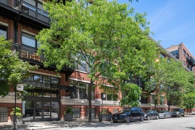 Condo/Townhouse For Sale: 1040 West Adams Street #325