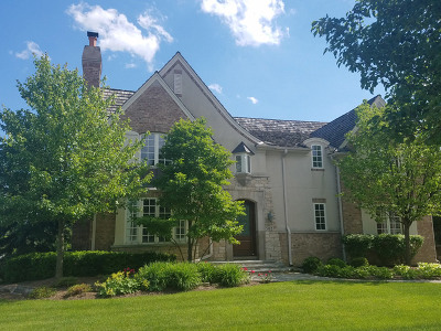 Hinsdale Single Family Home Re-Activated: 502 Hannah Lane