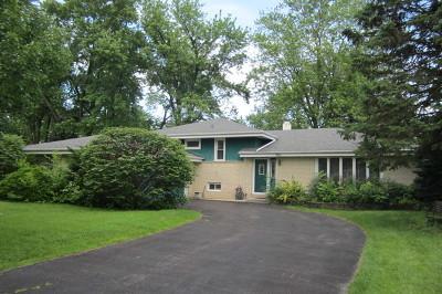 Darien Single Family Home For Sale: 7721 Williams Street