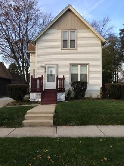 Elgin Rental Re-Activated: 670 Congdon Avenue