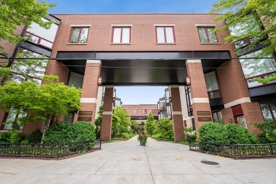 Chicago Condo/Townhouse New: 1227 West Cottage Place