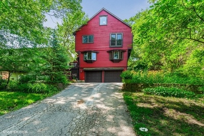 Fox Lake Single Family Home New: 103 Siloam Avenue