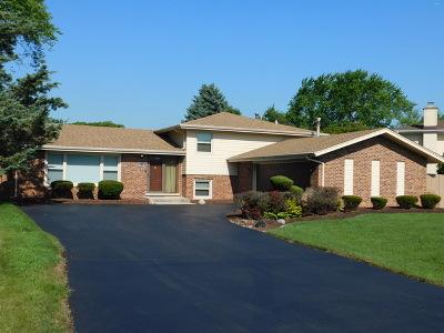 Homer Glen Single Family Home New: 13938 Citation Drive