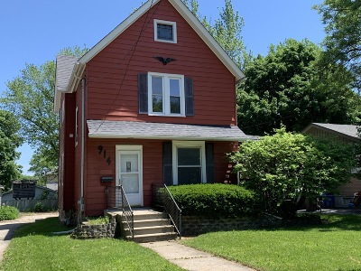 Woodstock Single Family Home For Sale: 914 Wicker Street