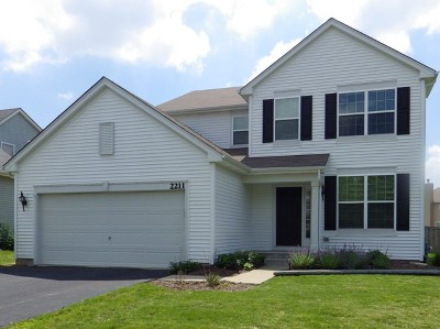 Montgomery Single Family Home New: 2211 Hagaman Lane