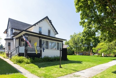 Single Family Home For Sale: 2322 North Newland Avenue