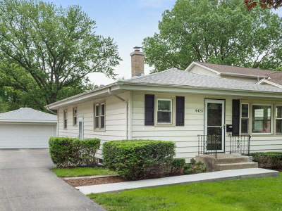 Downers Grove Single Family Home New: 4425 Highland Avenue