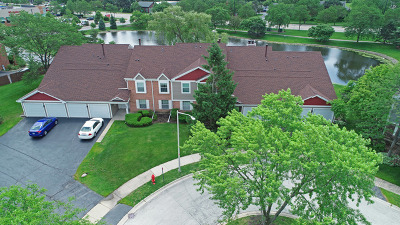 Schaumburg Condo/Townhouse Price Change: 623 Berkley Court #V2