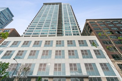 Chicago, Aurora, Elgin, Hammond, Joliet, Kenosha, Michigan City, Naperville Condo/Townhouse New: 701 South Wells Street #3303