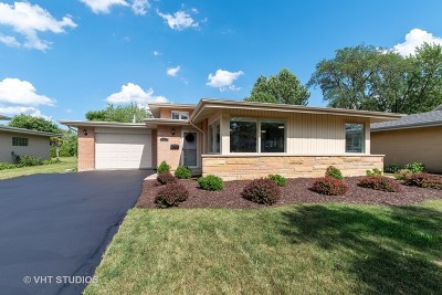 Glenview Single Family Home New: 315 Greenfield Drive
