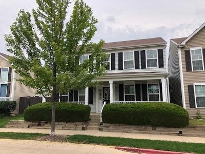 Aurora Single Family Home New: 1706 Maple Park Lane