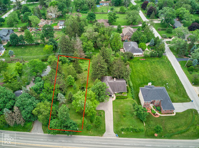 Downers Grove Residential Lots & Land For Sale: 2425 Maple Avenue