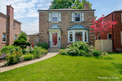 Cook County Single Family Home New: 1735 North 76th Court