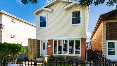 Cook County Single Family Home New: 3621 South 54th Avenue