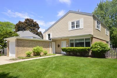 Evanston Single Family Home For Sale: 3450 Elgin Lane
