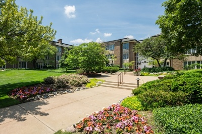 Oak Brook Condo/Townhouse New: 1 Oak Brook Club Drive #A312