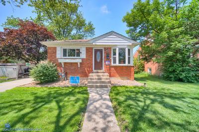 La Grange Park Single Family Home For Sale: 1408 North Maple Avenue