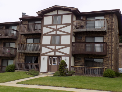 Alsip Condo/Townhouse For Sale: 3660 West 119th Street West #201A