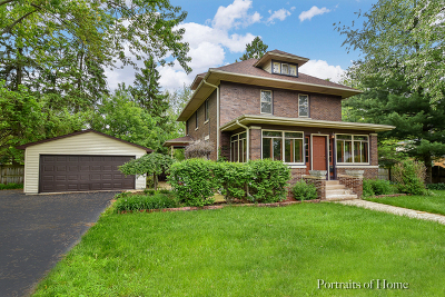 Kane County Single Family Home New: 511 East Wilson Street