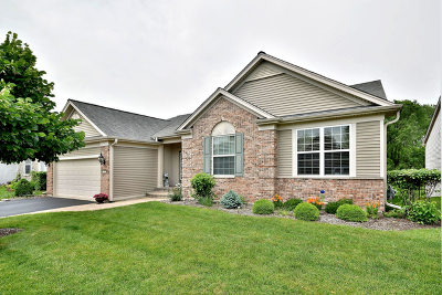 Elgin Single Family Home New: 582 Tuscan View