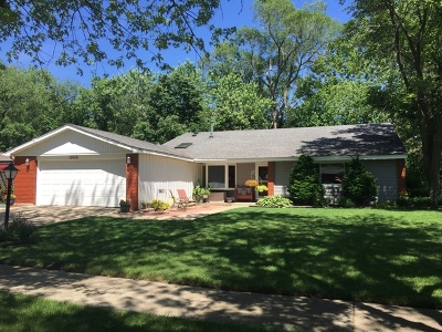 Single Family Home For Sale: 15605 Natalie Drive