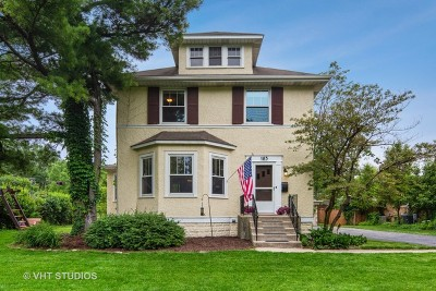 Riverside Single Family Home Price Change: 183 Parkview Road