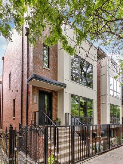 Wicker Park, Bucktown Single Family Home For Sale: 2223 West Lyndale Street