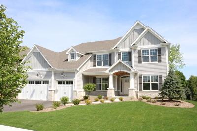 Geneva Single Family Home New: 3452 Blazing Star Court