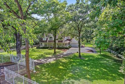 Lemont Single Family Home New: 13340 Maple Avenue