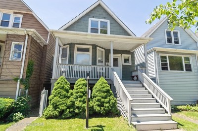 Ravenswood Single Family Home For Sale: 4922 North Bell Avenue