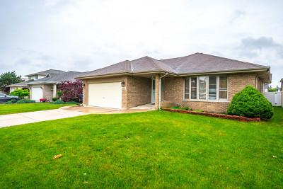 Oak Lawn Single Family Home For Sale: 10837 Lorel Avenue